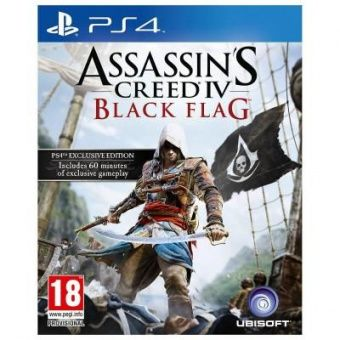 PS4 Assassin's Creed IV: Black Flag (PS4)